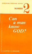 Can a Man Know God?